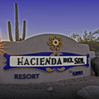 The Hacienda del Sol Guest Ranch Resort is proud to be represented by Lazarus & Silvyn.